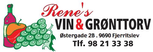 Renés Vin & Grønttorv