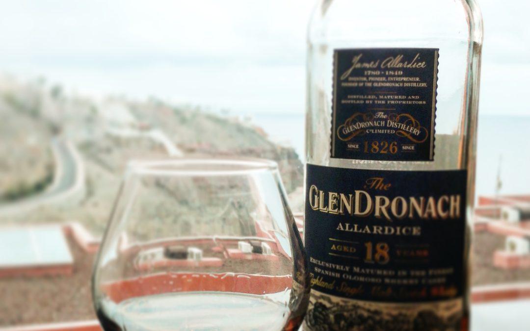 Et par ord om en sjælden whisky – GlenDronach
