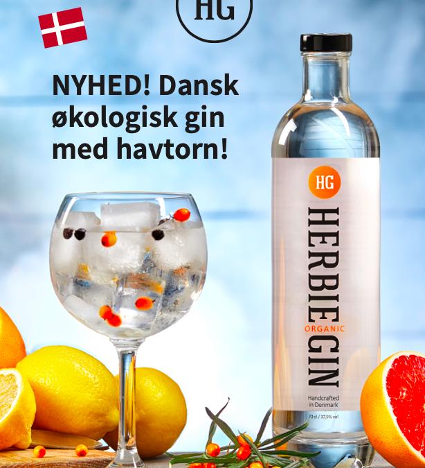 Den perfekte garniture og tonic til Herbie Organic Gin