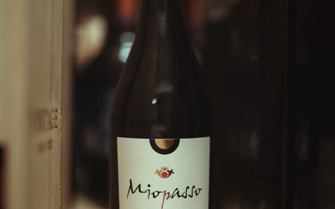 Sicilliens Ripasso: Miopasso, 2018 Nero d'Avola, Sicilia DOC